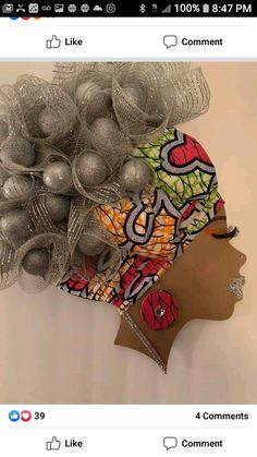 Christmas Tree Crafts, Holiday Crafts, Homemade Christmas, Diy Arts And Crafts, Diy Crafts, African Christmas, Mannequin Art, African Crafts, Xmas Wreaths