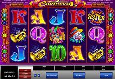 Carnaval - http://www.777free-slots.com/carnaval-free-online-slot/