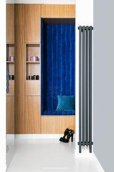 ul. Siedmiogrodzka - Hol / przedpokój, styl minimalistyczny - zdjęcie od Patryk Kowalski Architektura i projektowanie wnętrz