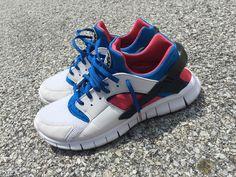 Nike Air Huarache Free Run Sz. 10.5