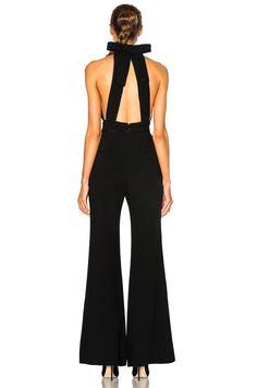 Image 5 of Roksanda Ruscha Heavy Day Tailoring Jumpsuit in Black