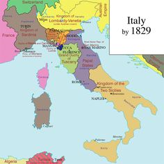 Italian Unification, 19th Century