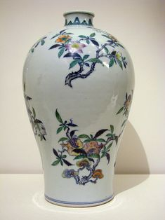 Vase meiping Musée Guimet 2418 - Meiping - Wikipedia, the free encyclopedia