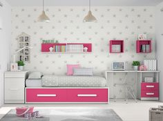 MODELO TOCK 1 Dormitorio juvenil con zona estudio Antes: 1.133 € Ahora: 791 € ENLACE DE PRODUCTO: http://www.muebleslafabrica.com/dormitorios-juveniles/product1713