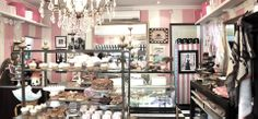 The Patisserie in Illovo. A corner of Paris in the heart of Johannesburg.
