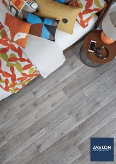 Looking to update your floors? Consider vinyl flooring since there are several different looks to choose from (and that are extremely easy to clean)!nn#vinylflooring #vinylfloors #interiordesign