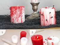 Halloween on Pinterest   Candles, Halloween and Dollar Stores