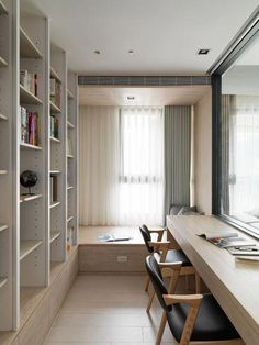 Why the Home Office Furniture You Use Matters Small Home Offices, Home Office Space, Home Office Design, Home Office Furniture, Home Office Decor, Furniture Design, House Design, Home Decor, Ikea Furniture