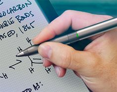 Adonit Jot Script Evernote Edition Stylus Penultimate is one of the best digital handwriting apps but it will be even better with the creation of the new Adonit Jot Script stylus. It features a fine, 1.9mm tip, which is about the same size as a regular rolling ball pen and much smaller than most stylus tips. More accurate, precise, & natural-feeling. $75