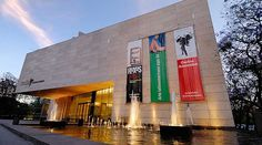 Museu de Arte Latino Americana (MALBA) em Buenos Aires #argentina #viagem