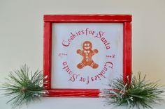 Cookies for Santa, C