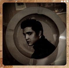 Cenicero de Elvis
