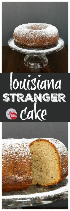 Louisiana Stranger Cake Bundt Cake | Take Two Tapas