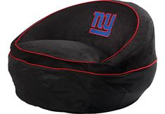 picture of NFL Giants Soft Chair from Seating Furniture