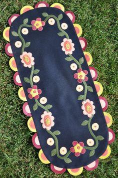 Savannah Wool Table Runner