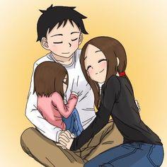 Cute Couple Comics, Couples Comics, Anime Couples Manga, Manga Anime, Anime Art, Cute Anime Coupes, Sans Cute, Anime School Girl, Love Illustration