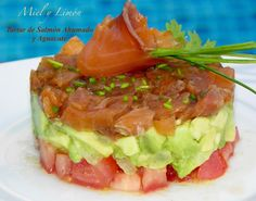 Avocado Recipes, Fish Recipes, Salmon Y Aguacate, Healthy Cooking, Cooking Recipes, Vegetarian Recipes, Healthy Recipes, Food Inspiration, Clean Eating