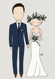 blanka-biernet-custom-couple-illustration-etsy-bride-groom-wedding5