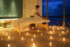Spa treatment at night at Point Yamu by COMO. #phuket #thailand #spa