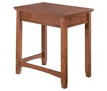 Cross Island Corner Table