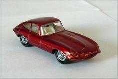 Matchbox Lesney #32 Jaguar E Type XKE
