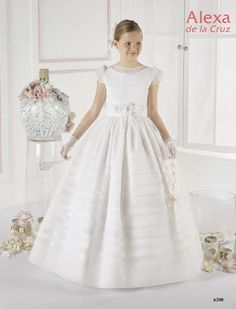 Ariana Spanish Communion dress from www.littlejemsmanchester.co.uk