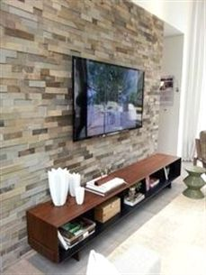 Most current and gorgeous TV wall designs. Living room tv Setup It is often believed that the advent of TV in our lives has set a distance in our lives and relationships. But with crafty use of the TV wall unit setup can ensure that this is not the case. Source: http://www.boredart.com/2015/12/unique-tv-wall-unit-setup-ideas.html
