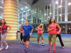 Zumba Fitness promotion in Orlando
