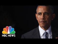 """""""Sí, podemos; sí, lo hicimos"""": Obama se despide de la presidencia"""