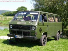 """Volkswagen T3 T25 VANAGON VW: GALERIA: """"T3 SYNCRO 4X4"""""""