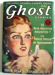 Ghost Story - George Wren 1931