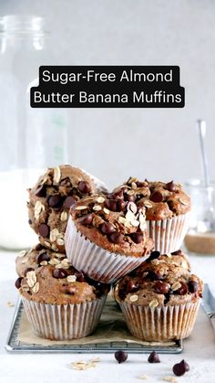 Fun Baking Recipes, Dessert Recipes, Cooking Recipes, Snacks Recipes, Sugar Free Desserts, Sugar Free Recipes, Sugar Free Baking, Healthy Sweets, Healthy Baking