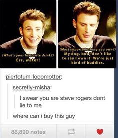 Steve Rodgers, where can I buy this guy