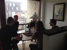 Så er vi ude og interviewe Christian og Torben, som er stifterne af Running with No Legs