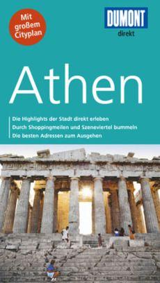 Buch-Cover: DuMont direkt Reiseführer Athen (von Klaus Bötig) Cover, Athens, Travel, October, Literature, Blankets