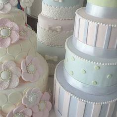 クレイケーキ パステル  #クレイケーキ  #クレイアート  #claycake  #ウェディング #ウェルカムケーキ