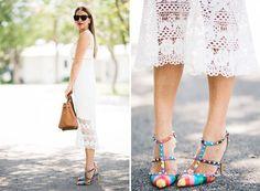En los zapatos de... la periodista Maria Tettamanti  www.thewordygirl.com.