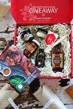 Hatchery GIVEAWAY on FamilyFreshCooking.com (artisan foods delivered to your doorstep!)
