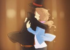 Professor Layton and his last moments with Claire