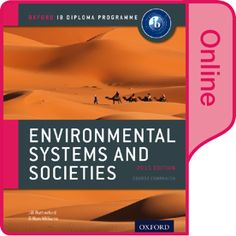 Environmental Systems and Societies: Online Course Book