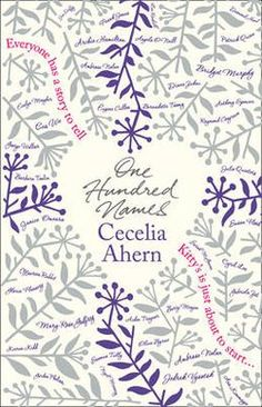 ...Cecelia Ahern: One Hundred Names...