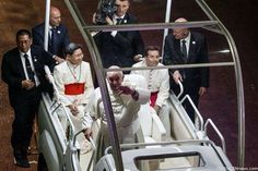 Pope Francis' top shot