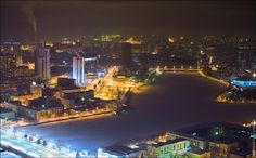 Ekaterinburg, Russia - this is where I was born :)