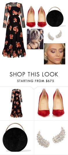 """Untitled #210"" by merjess30 ❤ liked on Polyvore featuring Christian Louboutin and Eddie Borgo"