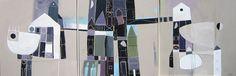 La cité sans murailles par Sylvie AUBERT Science, Painting Inspiration, Sleep, Pageants, Radiation Exposure, Artists
