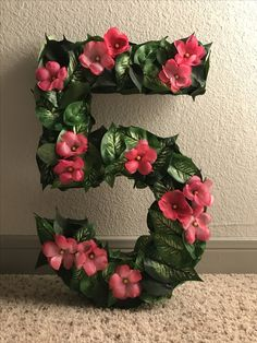 Moana birthday wreath