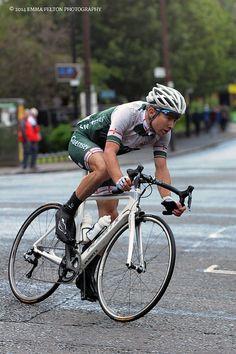Guernsey rider.