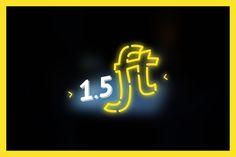 ~ 1.5ft http://www.camillemartin.fr/portfolio/1-5ft/