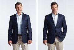 Classic blazers model