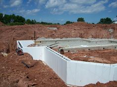 ICF Construction Project Gallery   TFSystem.Com--Building a Tornado Resistant Home